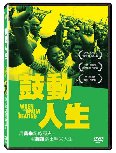 鼓動人生 DVD (音樂影片購)