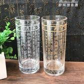 布達哈大悲咒水晶杯佛緣養生六字大明咒藥師咒準提咒雙層玻璃水杯 麥琪精品屋