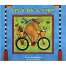 【麥克書店】BEAR ON A BIKE /英文繪本附CD《句型》