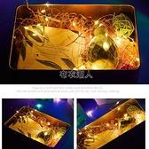 現貨快出 網紅led銅絲燈花束蛋糕燈串禮物禮盒燈銅線串燈生日裝飾小彩