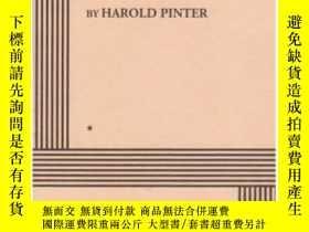 二手書博民逛書店The罕見Caretaker-看門人Y436638 Harold Pinter; Ha... Dramatis
