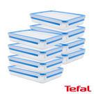 Tefal法國特福 MasterSeal 無縫膠圈PP保鮮盒 1.2L SE-K3021412