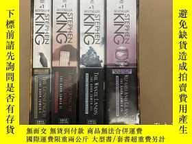 二手書博民逛書店The罕見Dark Tower (1~4)(英文原版,一套盒)Y21957 STEPHEN KING Simo