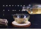 玻璃面膜碗調膜碗精油碗沙拉碗透明玻璃碗環保DIY面膜工具多號可選口徑10.cmm,高4.8cm(大)