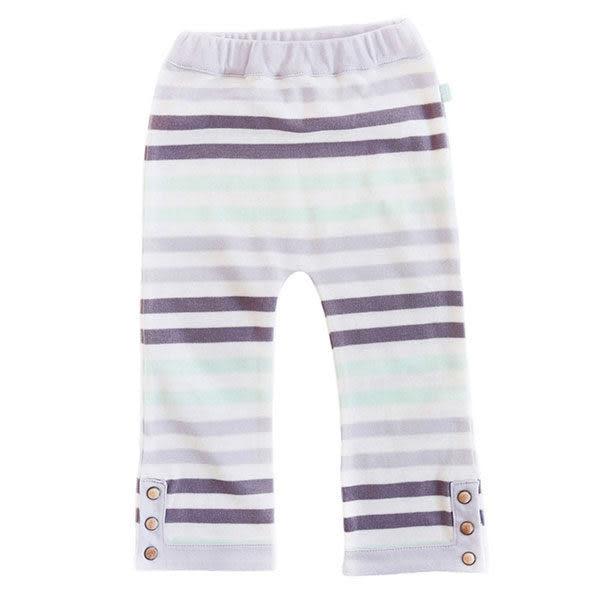 有機棉 長褲 Finn + Emma 長褲- Stripe 款 G01-0300b
