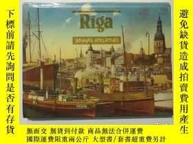 二手書博民逛書店riga罕見里加 e12-5Y225395