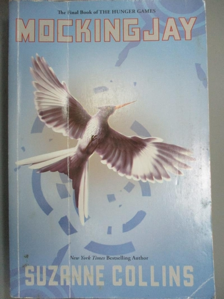 【書寶二手書T8/原文小說_KKH】Mockingjay (The Hunger Games, #3)_Susan Co