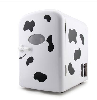 小型電冰箱迷你家用宿舍車載4L微型冷暖氣保鮮母乳藥物食物冷藏箱-享家生活館 YTL