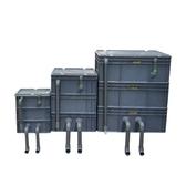 自製魚缸池滴流盒過濾盒水族箱景觀池上置diy周轉箱凈水過濾器   極有家