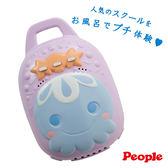 【買就送SD鋼彈三國傳水杯200ml 】唯可 People 寶寶的泡泡按摩機 1131元 【美馨兒】