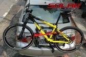 SOLAR後背式鋁合金自行單車攜車架