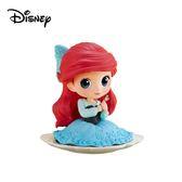 淺色款【日本正版】SUGIRLY Q posket 小美人魚 公仔 模型 愛麗兒 Ariel BANPRESTO 萬普 - 356335
