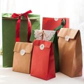 新年送禮品袋手提袋禮紙袋韓版包裝袋禮品盒【聚可愛】