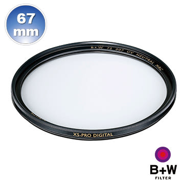 B+W XS-PRO 010 UV 67mm MRC Nano 超薄奈米鍍膜保護鏡
