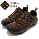 Merrell 戶外鞋 White Pine Vent GTX 咖啡 黑 Gore-Tex 郊山健走 男鞋【PUMP306】 ML12473