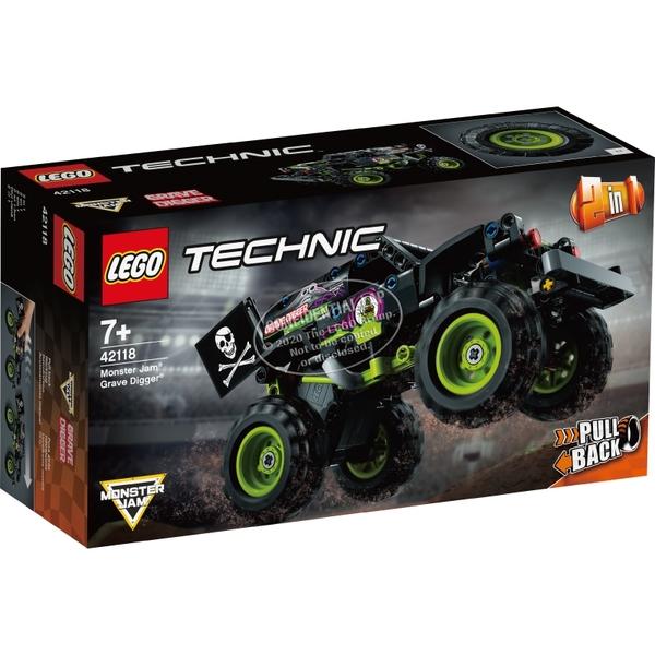 樂高積木Lego 42118 Monster Jam®  Grave Digger®