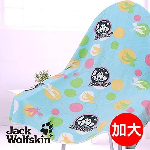 Jack Wolfskin飛狼 Hi Doggy四季毯(加大)