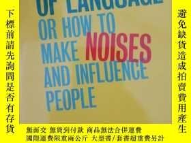二手書博民逛書店The罕見Wonders of Language: Or How
