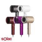 Solac HCL-501負離子生物陶瓷吹風機 陶瓷吹風機 負離子吹風機 吹風機 無扇葉吹風機 公司貨