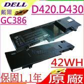 DELL電池(原廠)-戴爾   D420,D430,GG386,312-0445,FG442,GG421,JG168,JG176,JG181,JG768,JG917,KG126