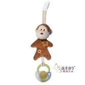 安撫奶嘴夾 有機棉娃娃 風趣小猴子   MiYim (嬰幼兒/寶寶/兒童/幼童/小朋友)