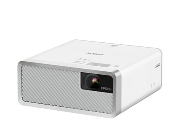 贈好禮禮券《名展音響》EPSON EF-100W EF-100B 迷你雷射投影機