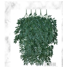 仿真植物森系橄欖枝假花管道道遮擋裝飾藤條綠葉藤蔓壁掛吊蘭綠植 3C優購