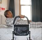 台灣現貨 床邊扶手老人起身器起床扶手助力架家用床上欄杆家用防摔床護欄YJT快速出貨
