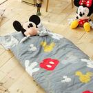 兒童睡袋加大款 冬夏鋪棉 100%純棉兩...