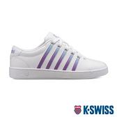 K-SWISS Court Pro II時尚運動鞋-女-白/漸層紫