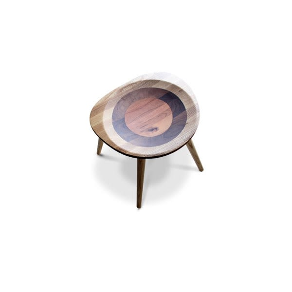 Planet行星實木小圓凳 餐椅 休閒椅 矮凳【DD House】