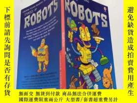 二手書博民逛書店罕見Robots:機器人Y200392