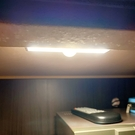 感應燈 LED燈 照明燈 21cm 人體...