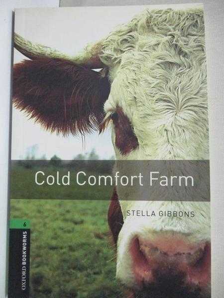 【書寶二手書T9/原文小說_IJ3】Cold Comfort Farm: 2500 Headwords_Stella Gibbons, Clare West