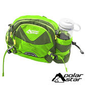 【PolarStar】多功能腰/背包『蘋果綠』P18726 露營.戶外.健行.旅遊.旅行.自助旅行.多隔間