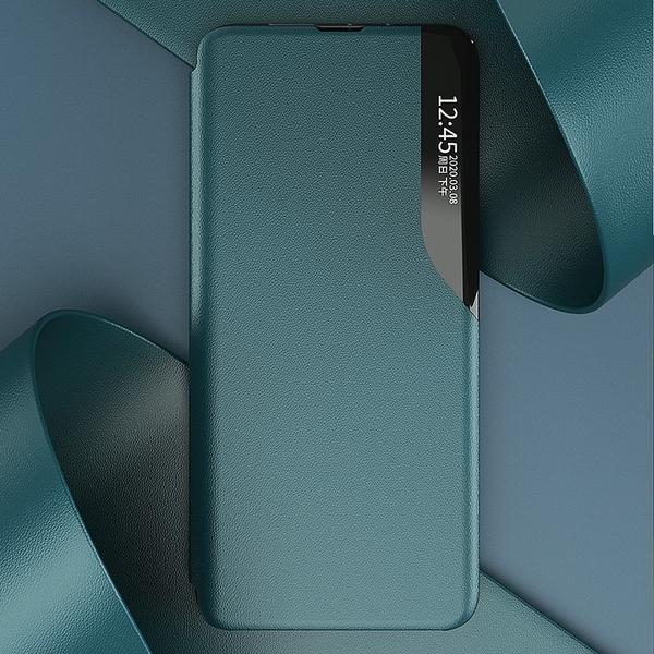 OPPO Find X3 Pro 保護套 翻蓋式超薄皮套 視窗 硬殼防摔 手機套 翻蓋皮革手機殼