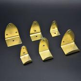 相框配件五金掛鉤相框掛墻底托大號畫托鐵平托畫框耗材送螺絲