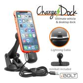 iBOLT /  多用途充電磁吸式車架 / 支架組 iPhone專用(IBA-34100)