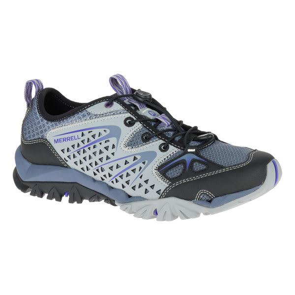 [Merrell] CAPRA RAPID 多功能戶外鞋 - 淺灰/藍 (女款) (ML37680)