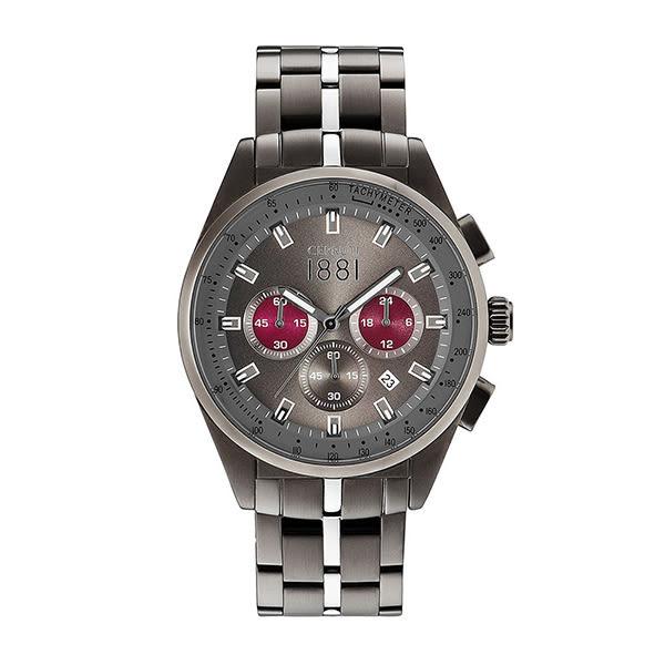 Cerruti 1881義大利質感腕錶(手錶 男錶 女錶 對錶)-台灣總代理公司貨-原廠保固兩年