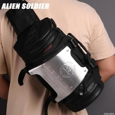 異種兵多功能雙肩背包登山包腰包徒步包軍迷戰術相機包迷彩背包男 科炫數位