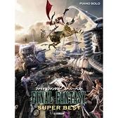 小叮噹的店 鋼琴譜 976922 初中級 Final Fantasy / Super Best 樂譜 89首
