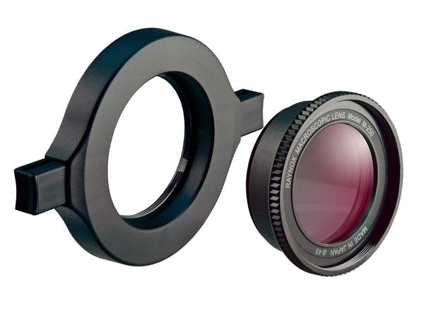 【贈LENSPEN 拭鏡筆】Raynox DCR-250 近攝鏡頭 屈光度8x (52mm~67mm 皆可使用) 近攝神器 近拍神器
