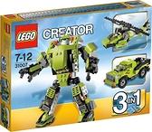 LEGO 樂高 Creator 動力機械 31007