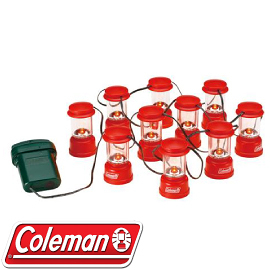 【Coleman 美國 9359 LED 串燈】CM-9359JM000/LED串燈/裝飾燈/露營燈/電子燈/小吊燈