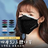 【台製國家隊!4D醫療口罩 成人/兒童/幼幼】不沾唇 4D立體口罩 魚型口罩 雙鋼印 口罩 KF94