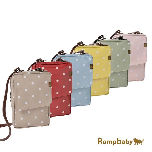 【Rompbaby】終極尿布包(附背帶)