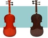 兒童樂器玩具大號兒童小提琴 仿真小提琴帶琴弓音樂男孩女孩 小宅君