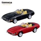 兩款一組【日本正版】TOMICA PREMIUM 36 法拉利 365 GTS4 跑車 玩具車 多美小汽車 - 149385