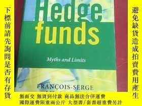二手書博民逛書店hedge罕見funds 對衝基金Y8088 John Wile
